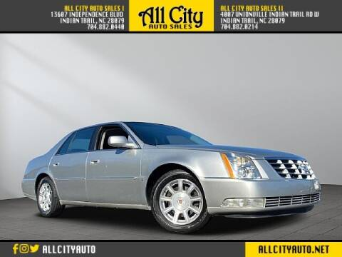 2008 Cadillac DTS for sale at All City Auto Sales II in Indian Trail NC