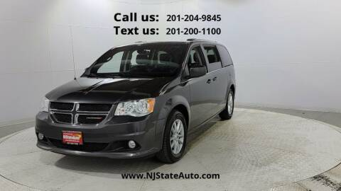 2019 Dodge Grand Caravan for sale at NJ State Auto Used Cars in Jersey City NJ