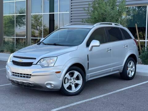 2013 Chevrolet Captiva Sport for sale at AZ Auto Gallery in Mesa AZ