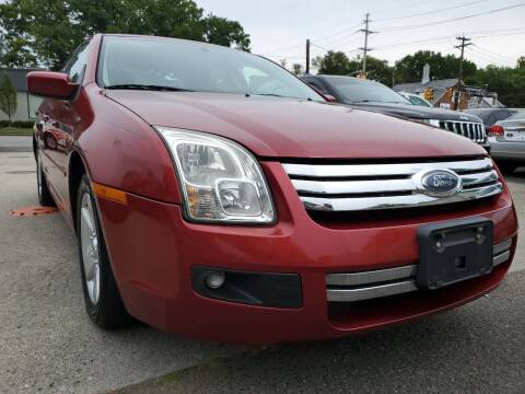 2008 Ford Fusion for sale at Moor's Automotive in Hackettstown NJ