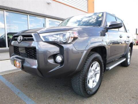 2020 Toyota 4Runner for sale at Torgerson Auto Center in Bismarck ND