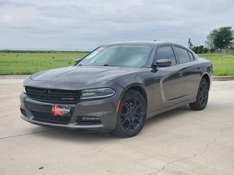 2015 Dodge Charger for sale at Chihuahua Auto Sales in Perryton TX