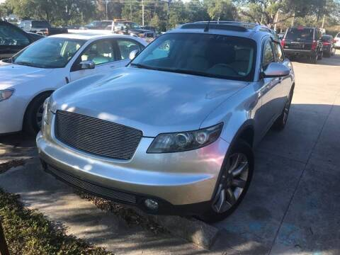 2005 Infiniti FX45 for sale at Best Auto Deal N Drive in Hollywood FL