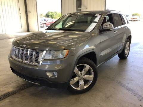 2011 Jeep Grand Cherokee for sale at Government Fleet Sales in Kansas City MO