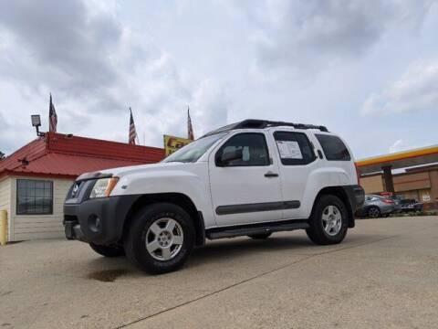2006 Nissan Xterra for sale at CarZoneUSA in West Monroe LA