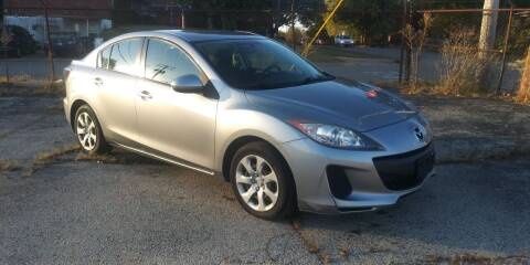 2012 Mazda MAZDA3 for sale at Eddie's Auto Sales in Jeffersonville IN