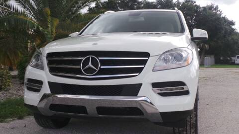 2013 Mercedes-Benz M-Class for sale at Southwest Florida Auto in Fort Myers FL