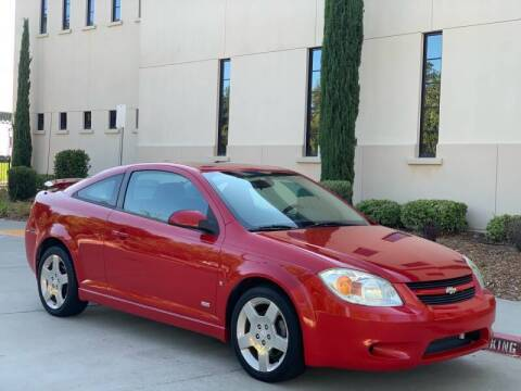 2007 Chevrolet Cobalt for sale at Auto King in Roseville CA