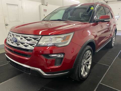 2018 Ford Explorer for sale at TOWNE AUTO BROKERS in Virginia Beach VA