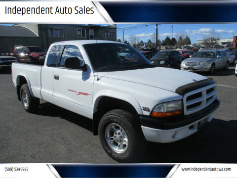 1998 Dodge Dakota for sale at Independent Auto Sales #2 in Spokane WA