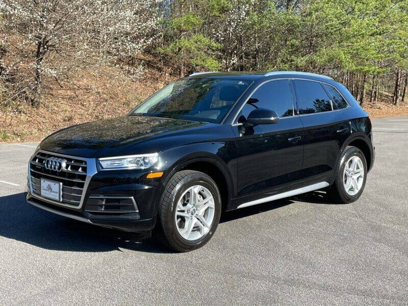 2018 Audi Q5 for sale at Turnbull Automotive in Homewood AL