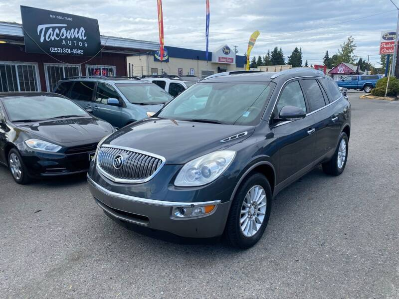 2011 Buick Enclave for sale at Tacoma Autos LLC in Tacoma WA