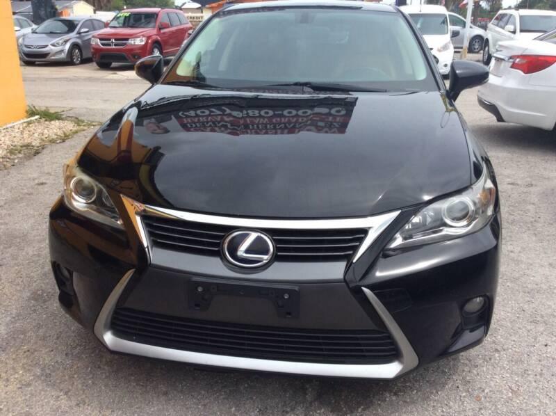 2014 Lexus CT 200h for sale in Orlando, FL