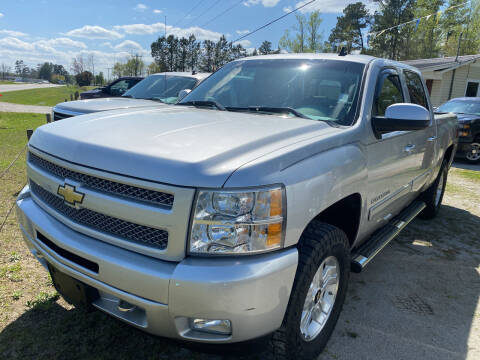 2010 Chevrolet Silverado 1500 for sale at Southtown Auto Sales in Whiteville NC