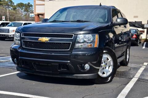 2013 Chevrolet Tahoe for sale at Carxoom in Marietta GA