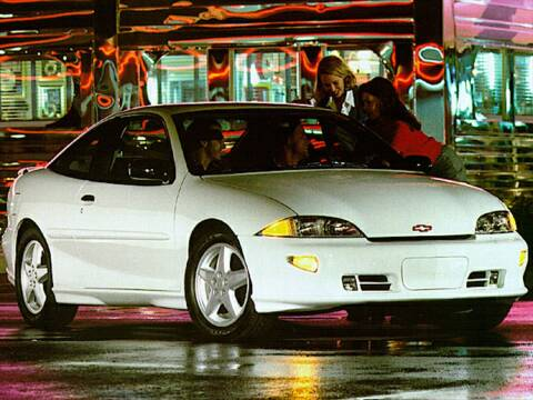 1999 Chevrolet Cavalier for sale at Hi-Lo Auto Sales in Frederick MD