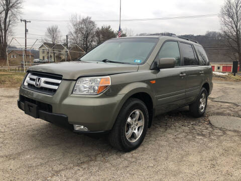 2007 Honda Pilot for sale at Used Cars 4 You in Serving NY