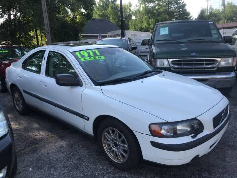 2004 Volvo S60 for sale at Klein on Vine in Cincinnati OH