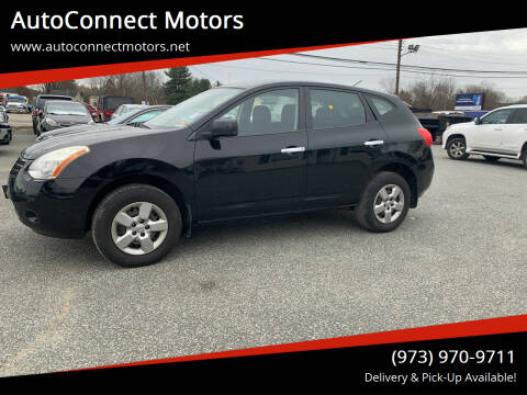 2010 Nissan Rogue for sale at AutoConnect Motors in Kenvil NJ