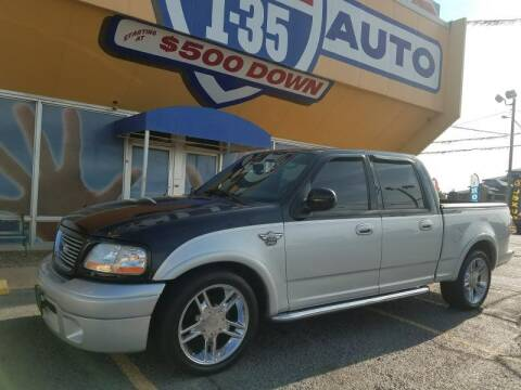 2003 Ford F-150 for sale at Buy Here Pay Here Lawton.com in Lawton OK