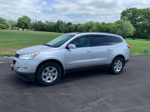 2010 Chevrolet Traverse for sale at Ultimate Auto Sales in Crown Point IN