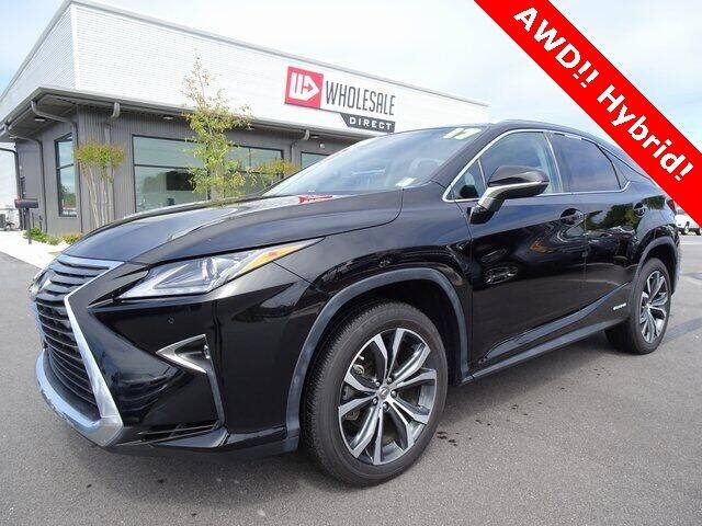 2017 Lexus RX 450h for sale at Wholesale Direct in Wilmington NC