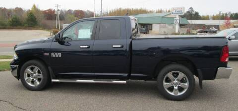 2013 RAM Ram Pickup 1500 for sale at AUTOHAUS in Tomahawk WI