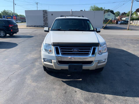 2010 Ford Explorer for sale at L.A. Automotive Sales in Lackawanna NY