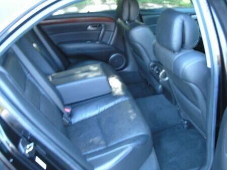 2007 Acura RL SH-AWD 4dr Sedan w/Technology Package - High Point NC