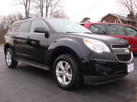 2010 Chevrolet Equinox for sale at Jay's Auto Sales Inc in Wadsworth OH