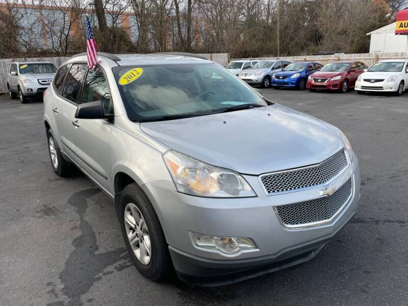 2012 Chevrolet Traverse for sale at Auto Revolution in Charlotte NC