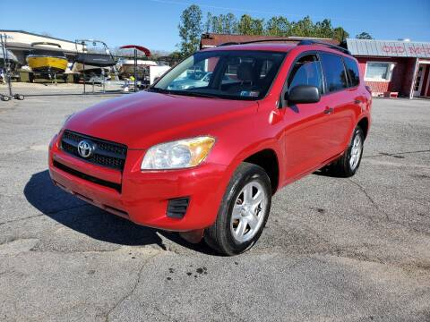 2009 Toyota RAV4 for sale at GA Auto IMPORTS  LLC in Buford GA