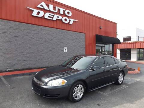2013 Chevrolet Impala for sale at Auto Depot - Madison in Madison TN