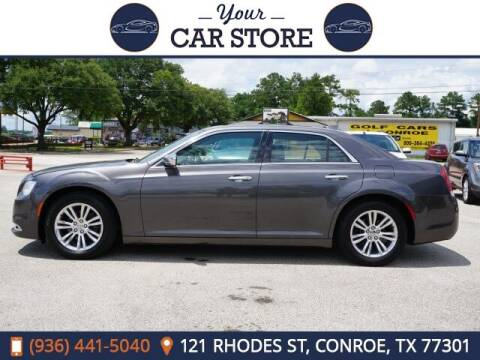 2016 Chrysler 300 for sale at Your Car Store in Conroe TX