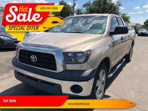 2008 Toyota Tundra for sale at Ital Auto in Oklahoma City OK
