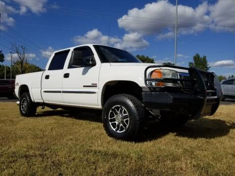 2007 GMC Sierra 2500HD Classic for sale at Ridgeway's Auto Sales in West Frankfort IL