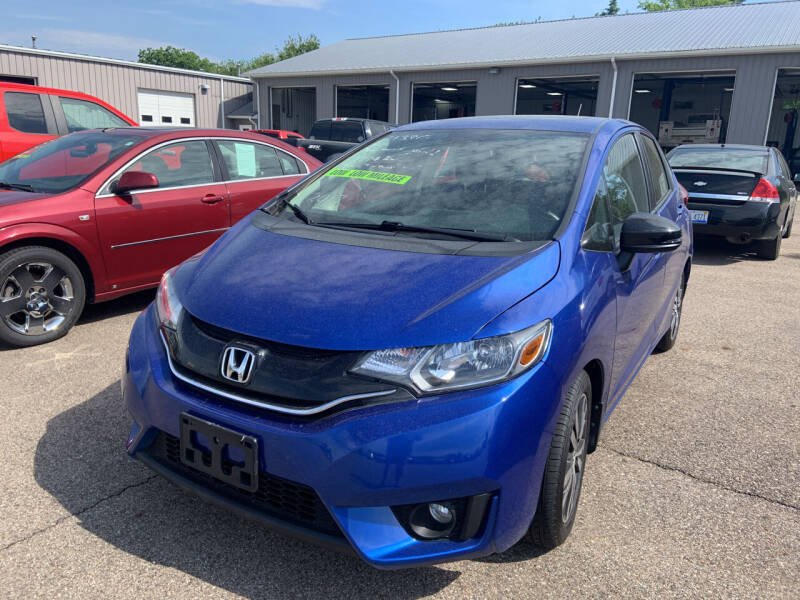 2017 Honda Fit for sale at Blake Hollenbeck Auto Sales in Greenville MI