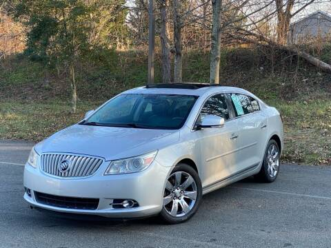 2011 Buick LaCrosse for sale at Diamond Automobile Exchange in Woodbridge VA