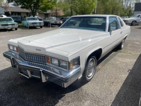 1978 Cadillac DeVille for sale at Black Tie Classics in Stratford NJ