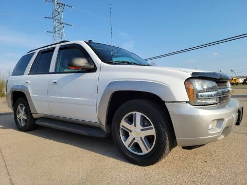 2005 Chevrolet TrailBlazer for sale at CarNation Auto Group in Alliance OH