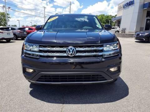 2019 Volkswagen Atlas for sale at Southern Auto Solutions - Georgia Car Finder - Southern Auto Solutions - Acura Carland in Marietta GA