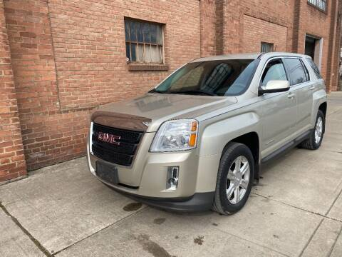 2014 GMC Terrain for sale at Domestic Travels Auto Sales in Cleveland OH
