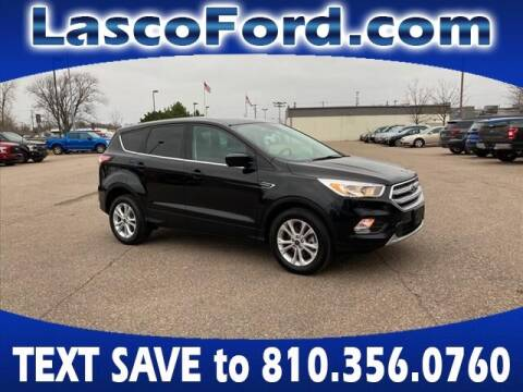 2017 Ford Escape for sale at Lasco of Grand Blanc in Grand Blanc MI