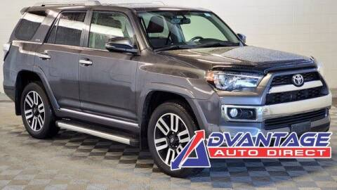 2018 Toyota 4Runner for sale at Advantage Auto Direct in Kent WA