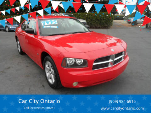 2009 Dodge Charger for sale at Car City Ontario in Ontario CA