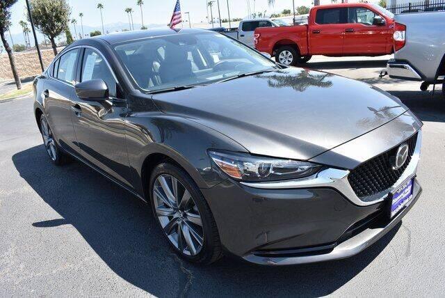 2020 Mazda MAZDA6 for sale at DIAMOND VALLEY HONDA in Hemet CA