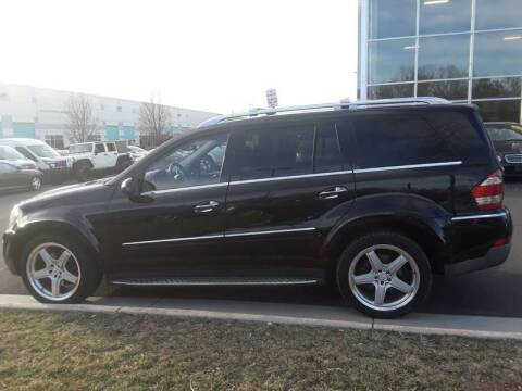 2009 Mercedes-Benz GL-Class for sale at M & M Auto Brokers in Chantilly VA