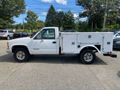 2000 GMC Sierra 3500 for sale at Bill's Auto Sales in Peabody MA