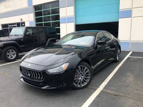 2018 Maserati Ghibli for sale at Best Auto Group in Chantilly VA