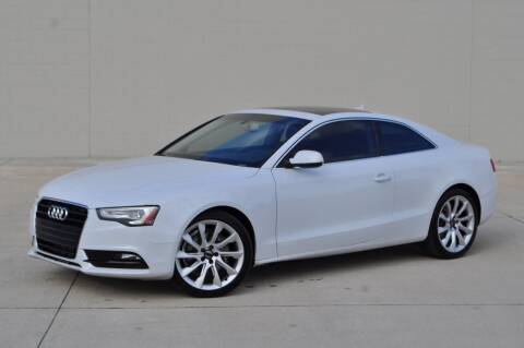 2014 Audi A5 for sale at Select Motor Group in Macomb Township MI